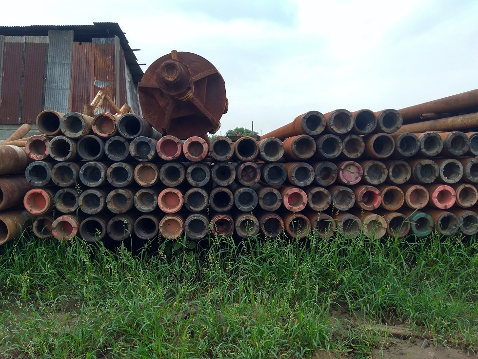 5 S135 Dwb R2 Us Made Drill Pipes 100 Joints Enprocon